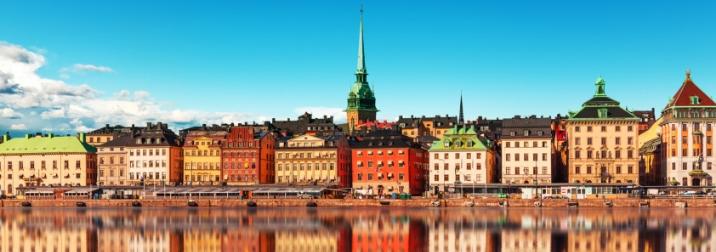 Crucero Báltico. Las ciudades más bellas del Norte