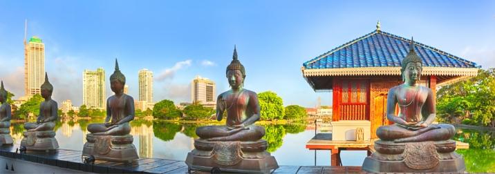 Agosto en Sri Lanka: Festival de Perahera y Maldivas