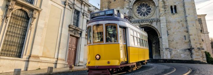 De Oporto a Lisboa