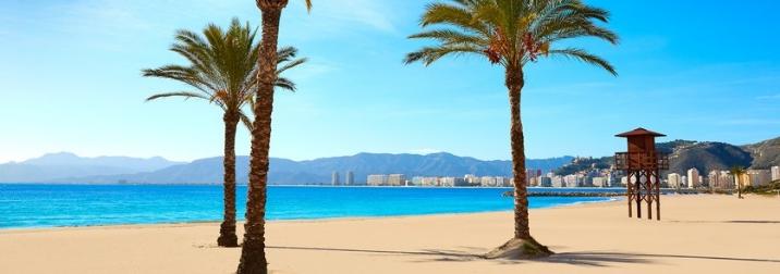 Playa y diversión en Cullera