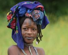 Camerún.Minorías tribales y Costa de Kribi