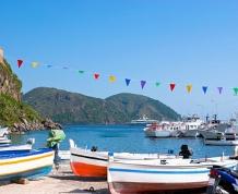 Islas Eolias. El descanso de Ulises