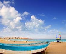 Verbena de San Juan en Salou. Playa y diversión