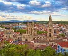 Junio: Fin de semana en Burgos. Tierras del Cid