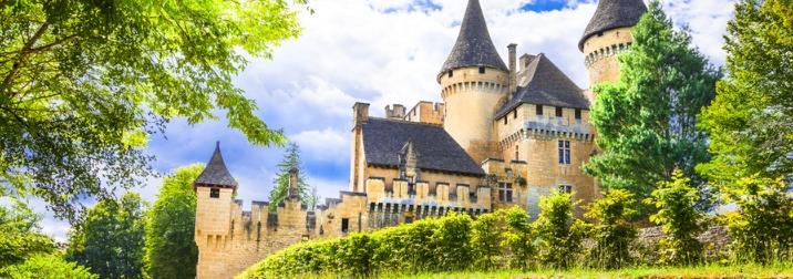 La Dordogne, Perigord Noir y Burdeos.La región del vino, la trufa negra, el foie y el canard