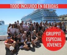 Crucero grupo Cuarentañeros Islas Griegas