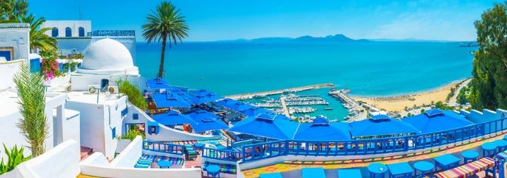 Fin de año en Túnez