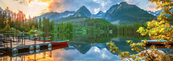 ESLOVAQUIA: Colores de Otoño
