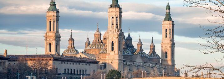 Aragón. Goya y Monasterio de Piedra