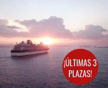 Crucero Culturas milenarias ¡Nueva Ruta!