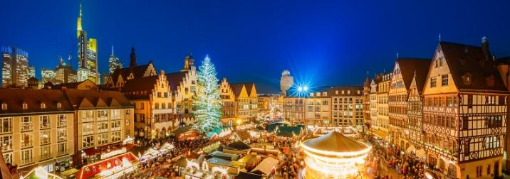 Mercados Navideños en Alemania.