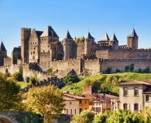 Carcassonne, Narbonne y Colliure. Mercados navideños