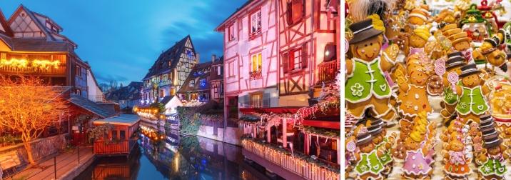Fin de año en Alsacia y sus mercados navideños