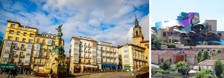 Vitoria y la Rioja Alavesa