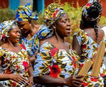 Semana Santa en Senegal.