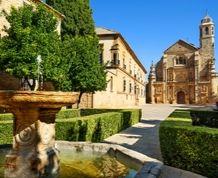 Puente en Jaén: Úbeda y Baeza