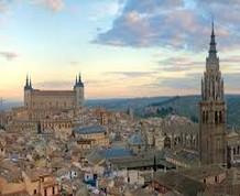 San Valentín en Toledo