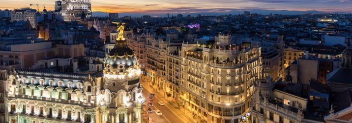 Vive tu mejor fin de año en Madrid