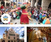 Carnaval de Solsona. Fiesta y cultura
