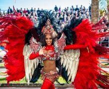Carnaval en la Costa Azul