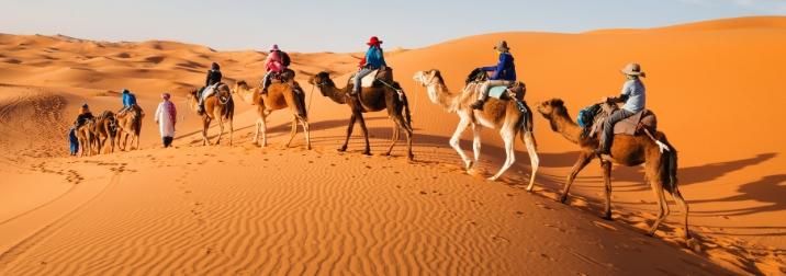 Semana santa en el Gran Atlas marroquí
