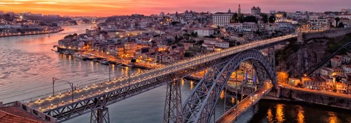 Oporto, Braga y Guimaraes