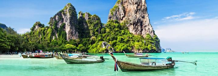Tailandia.Pasaporte a la Felicidad