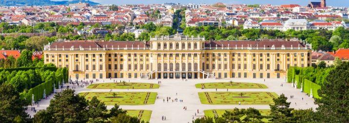 Semana Santa en Viena, a orillas del Danubio