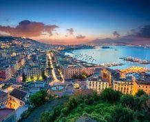 Semana Santa en Nápoles y la Costa Amalfitana