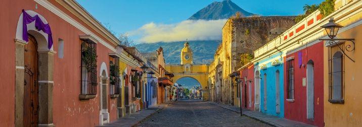 Guatemala.El corazón del mundo Maya