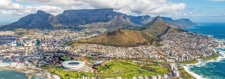Sudáfrica: el África diferente