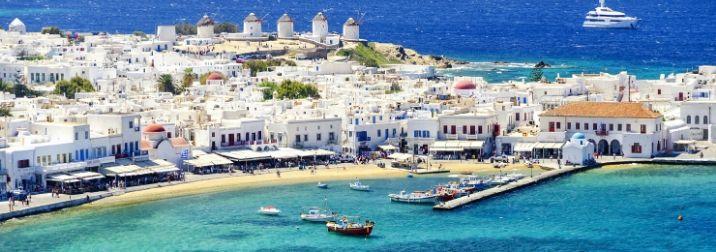 Crucero por Croacia y Grecia. Grupo hasta 45 años