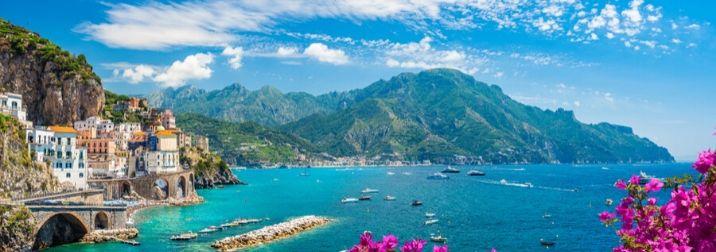 Crucero por Malta y la Costa Amalfitana. Nueva Ruta