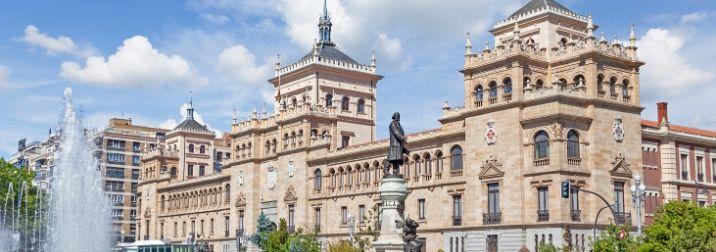 Puente de San Isidro. Valladolid y sus villas medievales