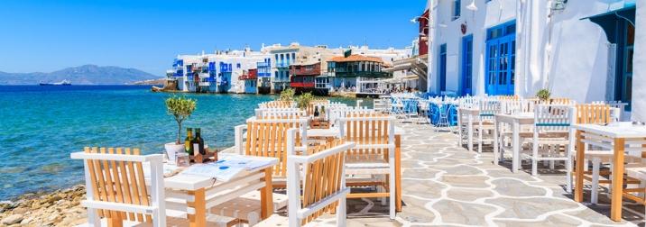 Crucero por las Islas Griegas ¡Especial Noche en Mikonos!