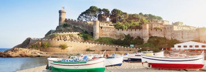 Semana Santa en Tossa de Mar: El Paraíso Azul