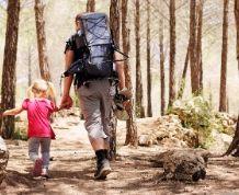 Semana Santa en el Montseny con niños. Senderismo y Diversión en la montaña