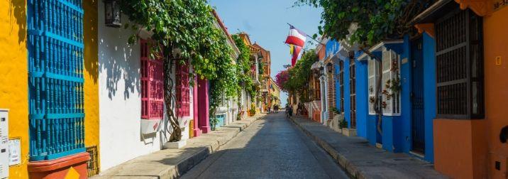Colombia. Vive la diversidad y la hospitalidad