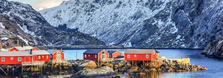 Islas Lofoten & Svalbard