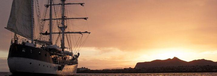 La aventura del verano: Navegando en Goleta por Ibiza y Formentera