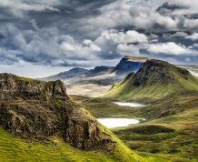 Escocia. Tierra de Leyendas.