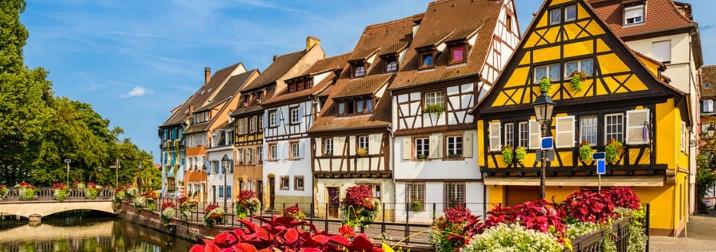 Alsacia y Alto Rin. Pueblos de Cuento