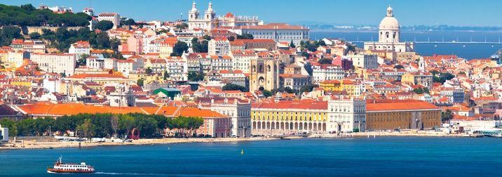 Verano en Portugal. Oporto, Lisboa y playa en Figueira da Foz
