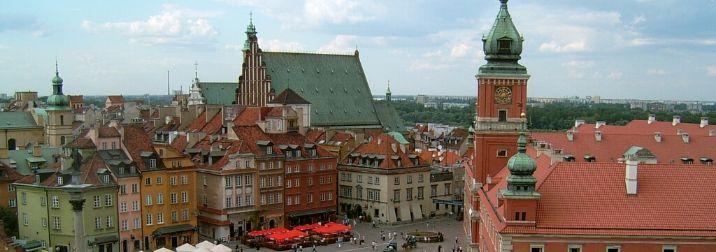 Polonia. Desde las montañas hasta el mar