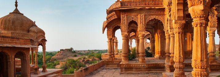 India-Rajastán.Marajás y Palacios en la India eterna