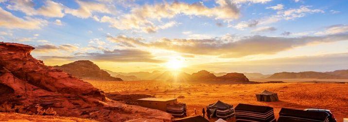 Jordania. Petra & desierto Wadi Rum