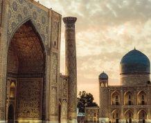 Ruta de la Seda.El camino de Samarkanda