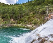 Aventura en el Parque natural del Alto Tajo