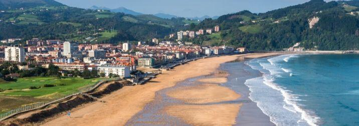 País Vasco con adolescentes