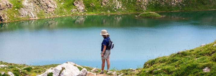 Senderismo y emociones en el Pirineo